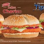 Promociones en hamburguesas del pollo campero -18ago14