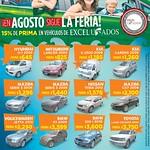 Excel usados autos compra y venta - 22ago14