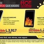 celular huawei y tablet toshiba ofertas La curacao Honduras