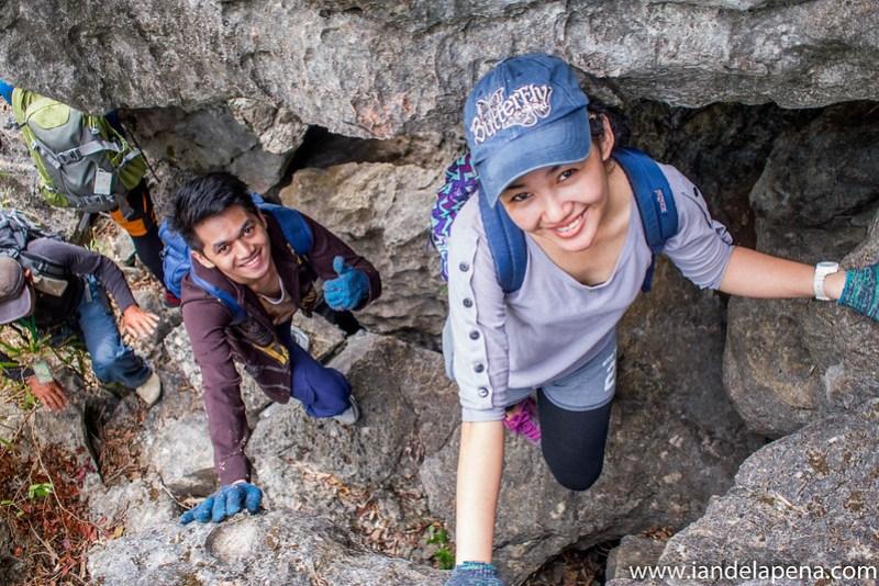 Nagpatong Rock