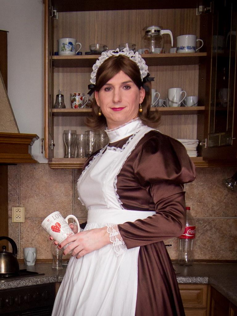 Maid At Work Petra Flickr