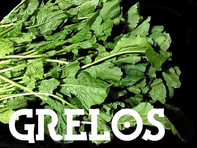 Grelos para el Caldo gallego. koketo. @chefkoketo