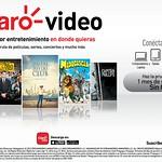 Entertaiment everywhere CLARO VIDEO descargar APP