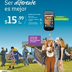 ZTE Open 2  FIREFOX OS by movistar el salvador