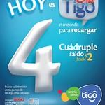 sonrie tiene TIGO promociones con BONO - 22ago14