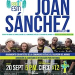 JOAN SANCHEZ rpband el salvador 2014 Radio Comunidad salvador del mundo