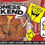 Promocion WIGNS bufallo madness weekend - 20ago14