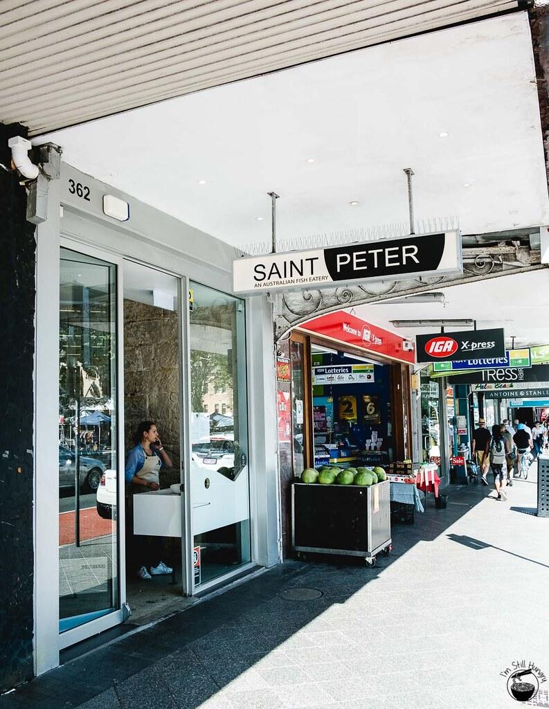 Saint Peter Paddington