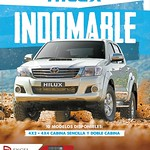 UNICO toyota hilux pick up indomable