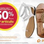 PAYLESS promociones itad de precio calzado de damas - 29ago14