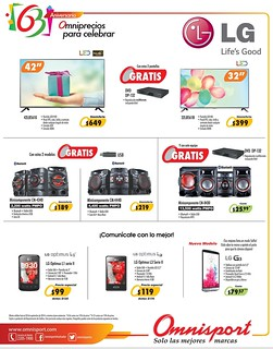 Comunicate mejor con tecnologia LG smartphones - 16sep14