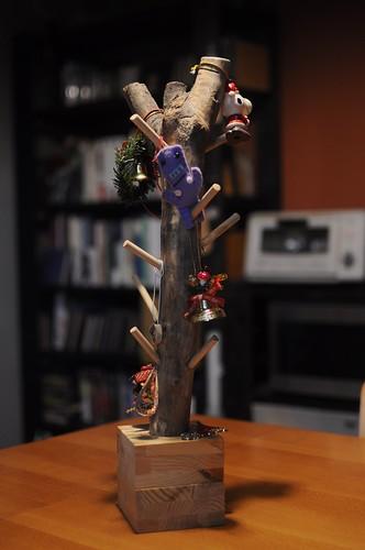 自己做聖誕樹(12.4ys)