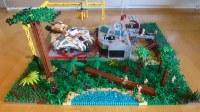 Lego Star Wars Imperial transmitting station on Ossus (MOC ...
