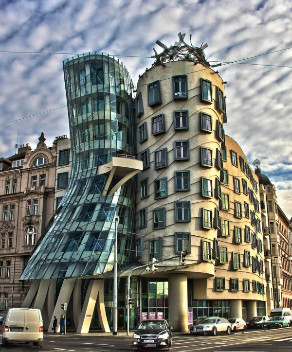 Dancing House Prague Avital Pinnick