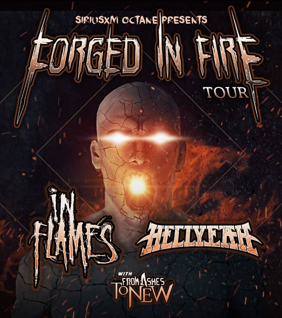In Flames at the Fillmore Silver Spring