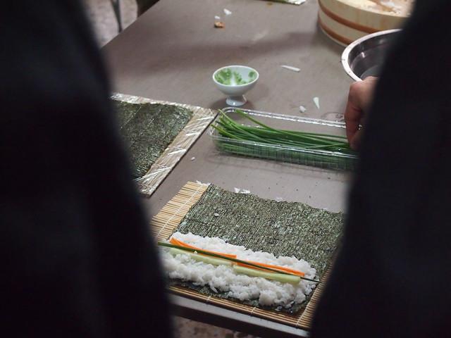 Makizushi o sushi
