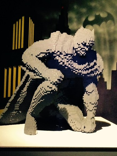 The Art of the Brick: DC Comics, Teatro Fernan-Gomez. Madrid