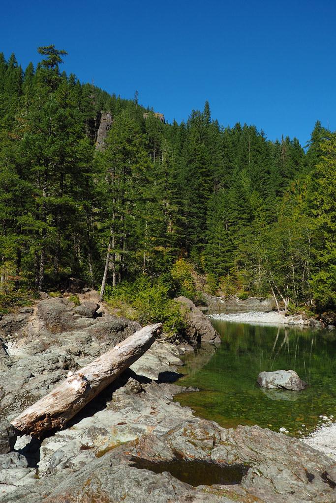 Three Pools, Willamette National Forest, Oregon   Daniel Eynis   Flickr