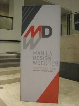 Manila Design Week 2009