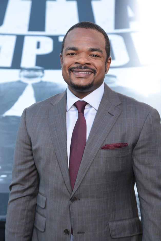 F. Gary Gray, director of Straight Outta Compton. (Photo credit: Alex J. Berliner/ABImages)