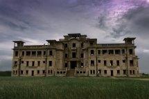 Cambodia Bokor Palace Hotel