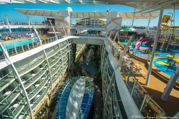 The Harmony of the Seas