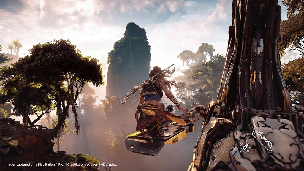 Horizon Zero Dawn PS4 Pro Enhancements Detailed 5