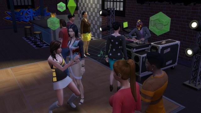 Sims 4 danses
