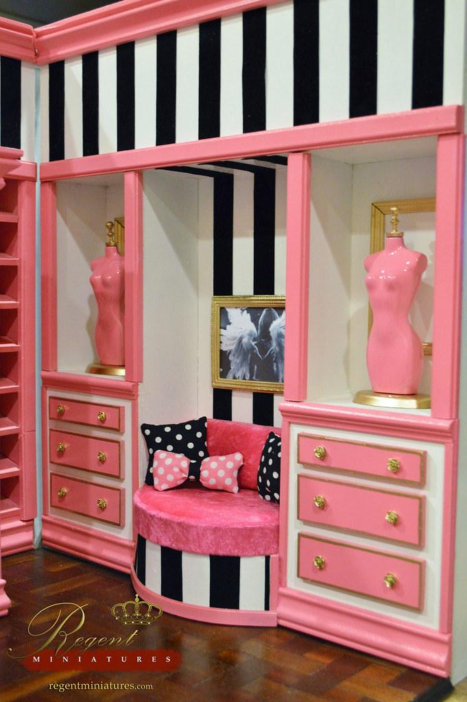 Shh Victorias Secret based Store by Ken  Diorama based