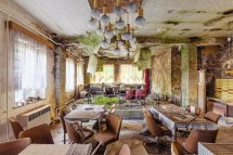 Dining Hall Of Abandoned Hotel 2048 1365