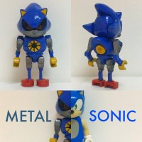 Metal Sonic ~ Sonic the Hedgehog / Lego Dimensions | Flickr