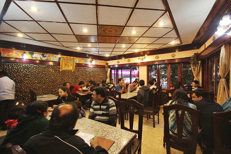 The Rice Bowl, Mall road, Mussoorie