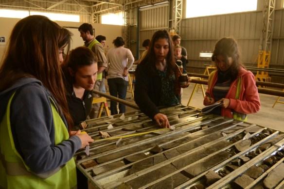 Estudiantes de la UBA visitaron Minera Alumbrera