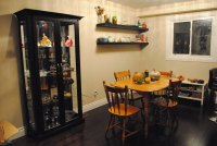 Ulixis Crafts: Dining Room - Curio Cabinet