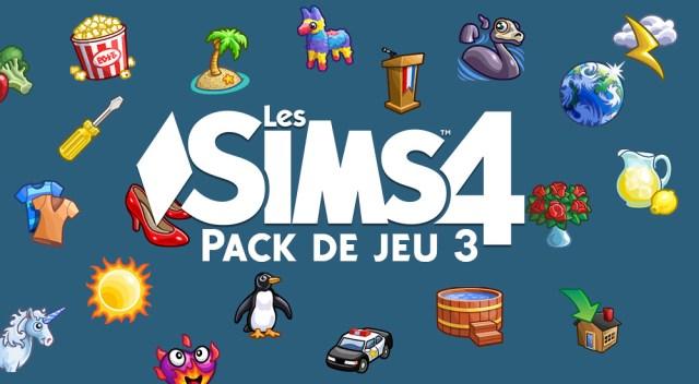Les Sims 4 pack de jeu