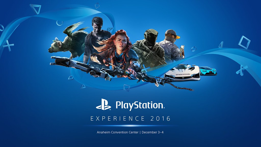 Watch PlayStation Experience 2016 Day 2 Live