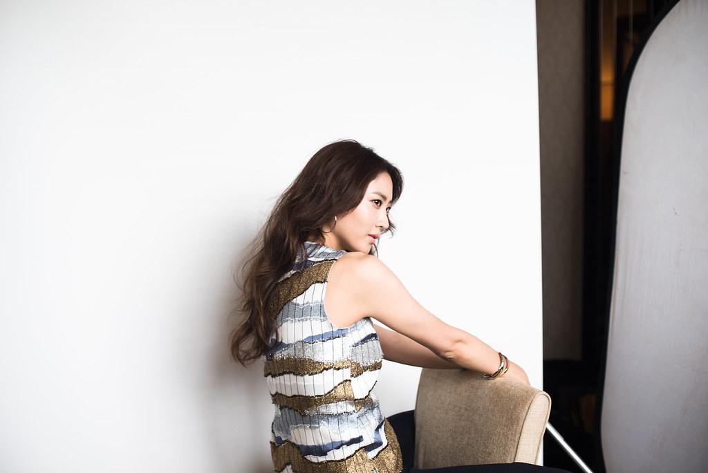 Claudia Kim for ELLE Malaysia 2
