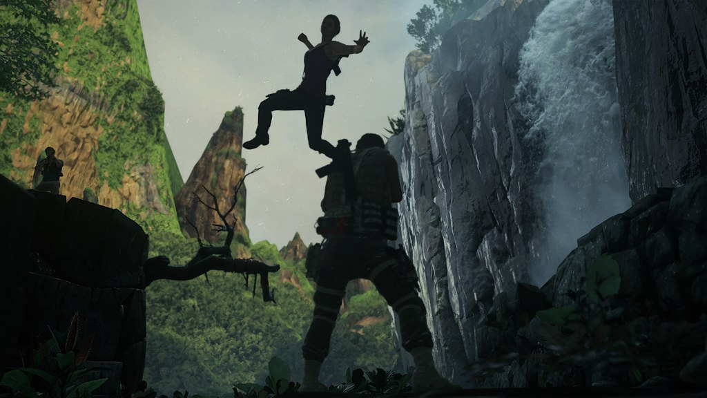 Uncharted 4: A Thief's End - Multiplayer Reveal Trailer 9