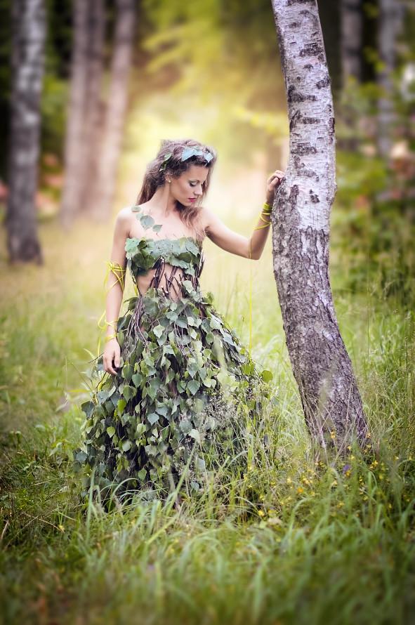 Laurina skaista dabga kleitina 19.07.2015