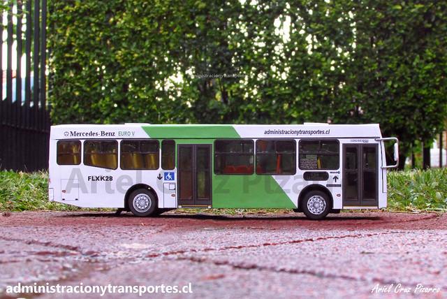 Bus Administración y Transportes CL