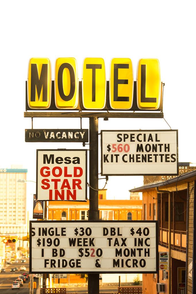 Mesa Gold Star Inn  Thomas Hawk  Flickr