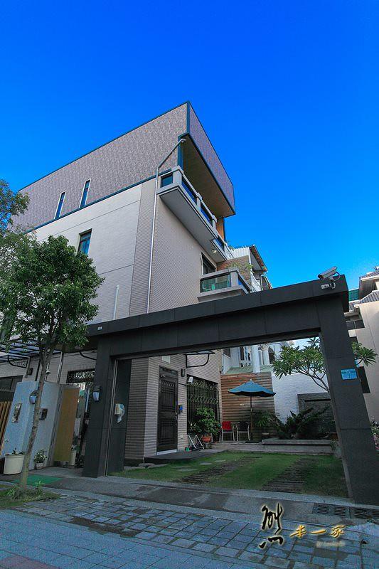 [近安平老街湖美街豪宅聚落] 臺南六本木|日式現代別墅 | 熊本一家の愛旅遊瘋攝影