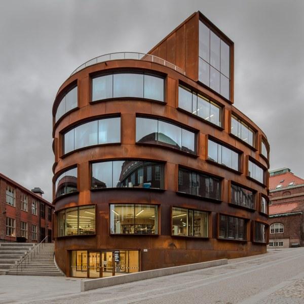 Kth Architecture School Stockholm Architect Tham