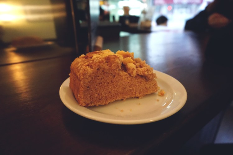 Apple and cinnamon cake from Cookies and Scream on Holloway Road - Cookies and Scream Holloway