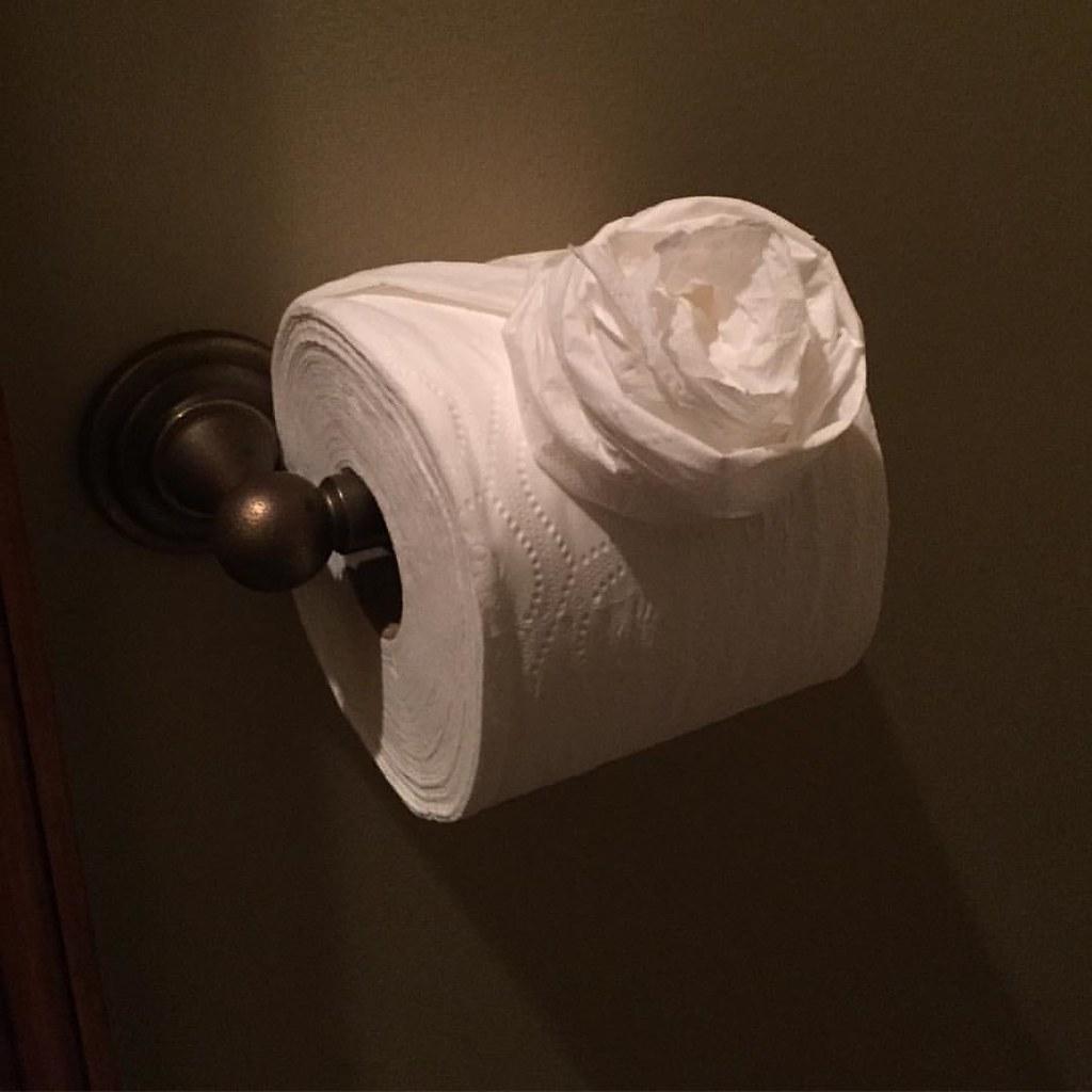 Fancy toilet paper  Aaron Gustafson  Flickr