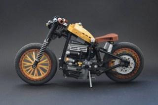 custom low rider - inline four ( revised )