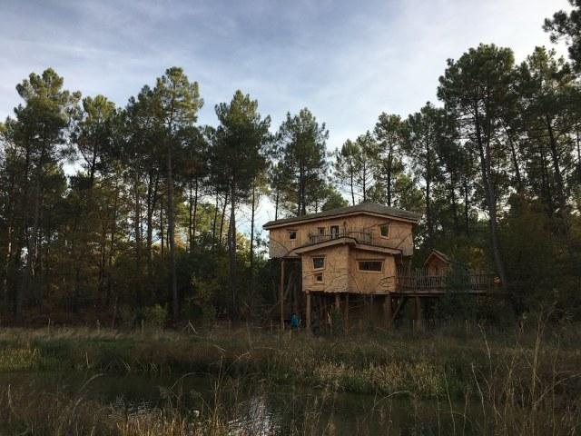 Center Parcs bois aux Daims