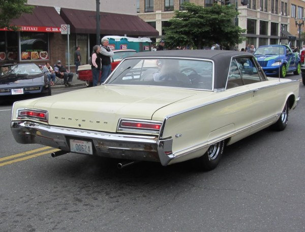 1966 Chrysler Newport Cruise on Colby Ave Everett