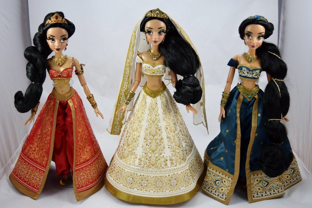 Three Jasmines  Red Wedding and Teal Limited Edition 17