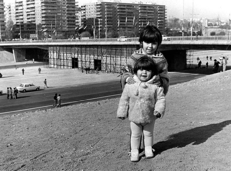 Madrid antes de la M-30